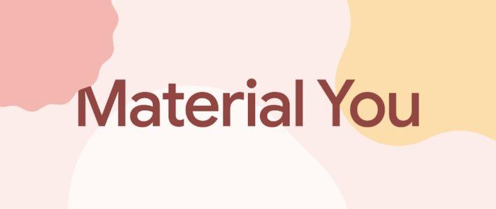 Material You, la nouvelle approche de Google pour dépasser le Material Design
