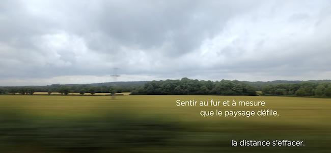 Thalys accompagne nos voyages en trains retrouvés avec un spot…
