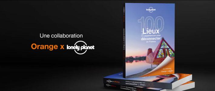 Orange et Lonely Planet lancent le guide de la déconnexion