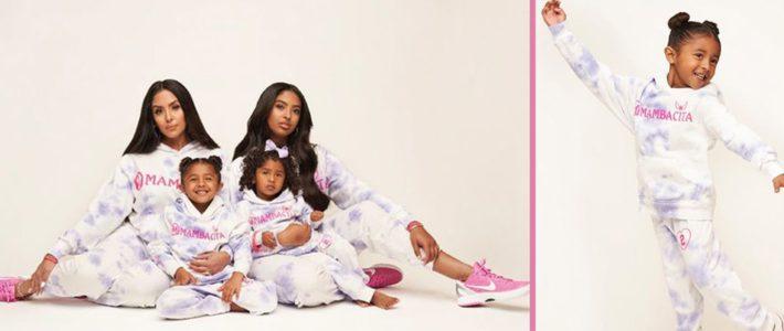 En hommage à Kobe et Gianna Bryant, Vanessa Bryant lance la marque Mambacita