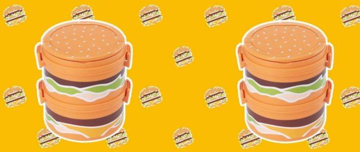 McDonald's lance une lunchbox inspirée du Big Mac