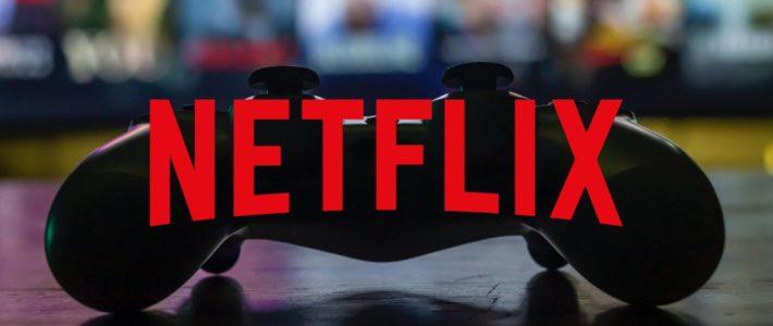 Netflix s'imagine en futur acteur de l'industrie du jeu vidéo