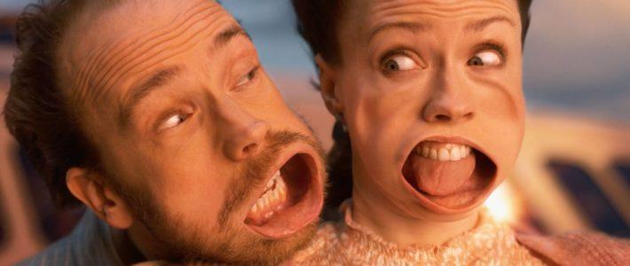 Une ligne de ferry norvégienne parodie «Titanic»
