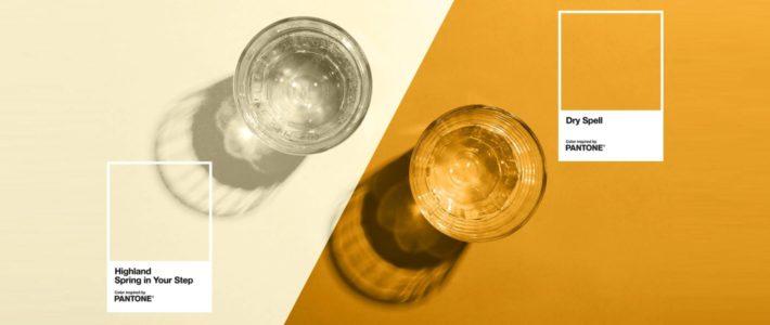 Pantone dévoile un nuancier aux couleurs d'urine