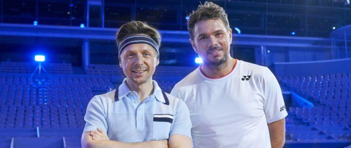 Martin Solveig et Prime Video revisitent le clip «Hello» pour les soirées Roland Garros