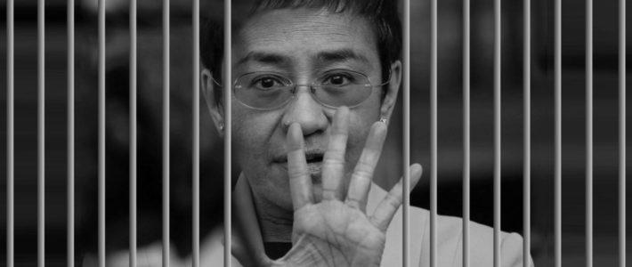 RSF lance un appel à l'aide pour Maria Ressa, une journaliste qui risque la perpétuité