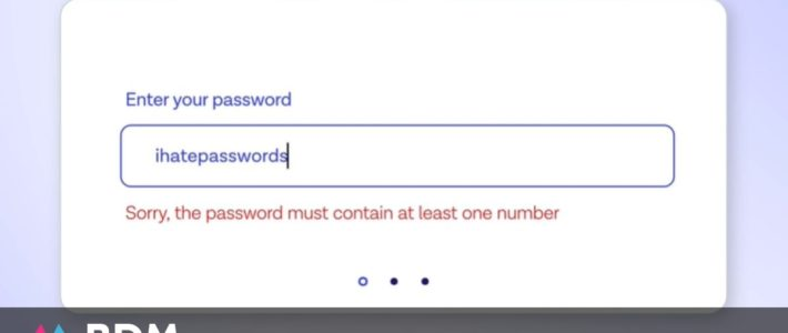Étude : moins d'1 Français sur 5 crée un mot de passe différent pour chaque compte