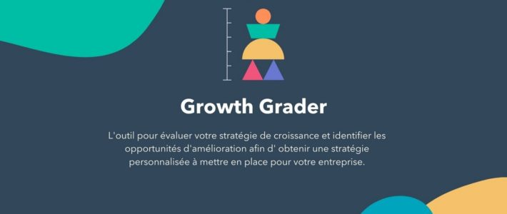 Growth Grader : l'outil HubSpot pour obtenir un plan de croissance personnalisé