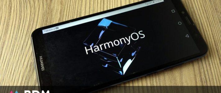 Huawei lance HarmonyOS, son système d'exploitation pour les smartphones et les objets connectés