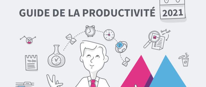 Téléchargez le Guide de la productivité : méthodes, outils et conseils pour être plus efficace
