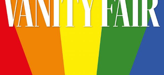 Vanity Fair fête le mois des fiertés en version française, espagnole…