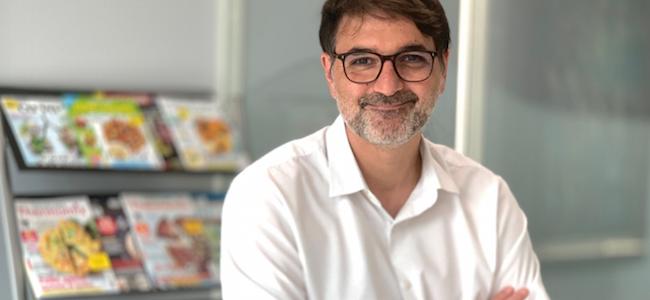 Sébastien Petit, Burda Bleu: «Les personnalités de la télé offrent aux…