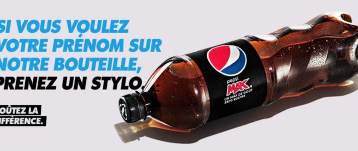 Pepsi Max relance la «guerre du cola» en taquinant Coca-Cola