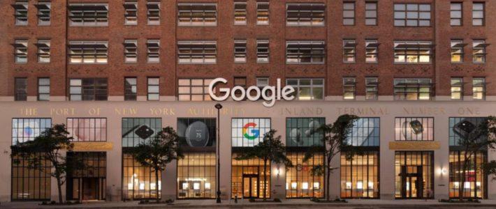 Google ouvre un «Google Store» digne d'un Apple Store à New York