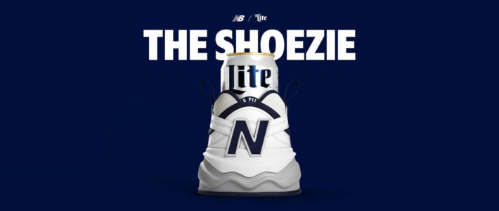 Le «hold my beer» de la chaussure