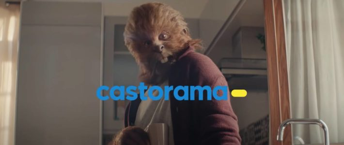 Le Castor dans Castorama est de retour