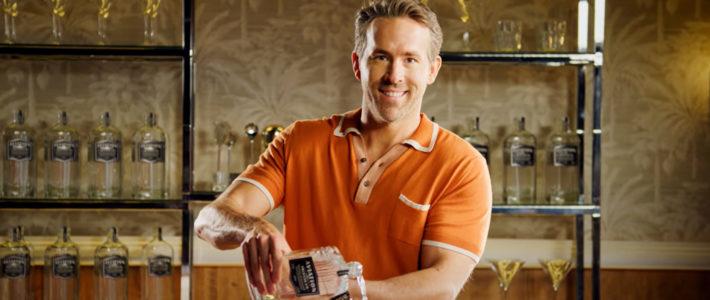 le cocktail de Ryan Reynolds pour la fête des pères