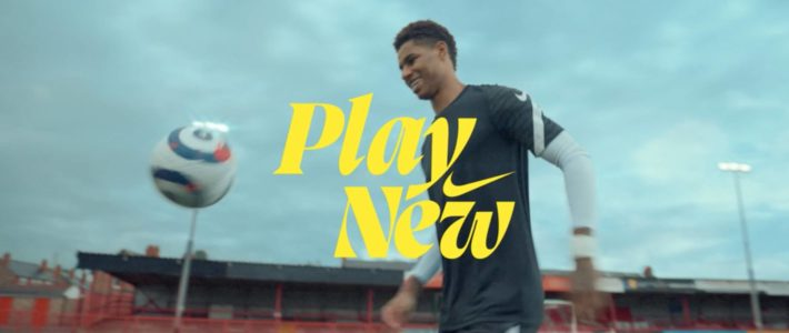 Nike et Marcus Rashford envoient valser la masculinité toxique dans le sport