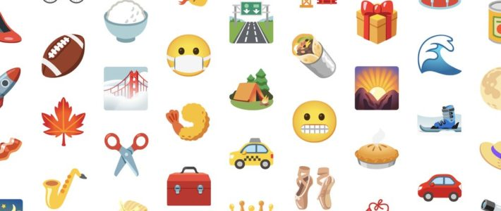 Google met à jour 1000 emojis sur Android 12