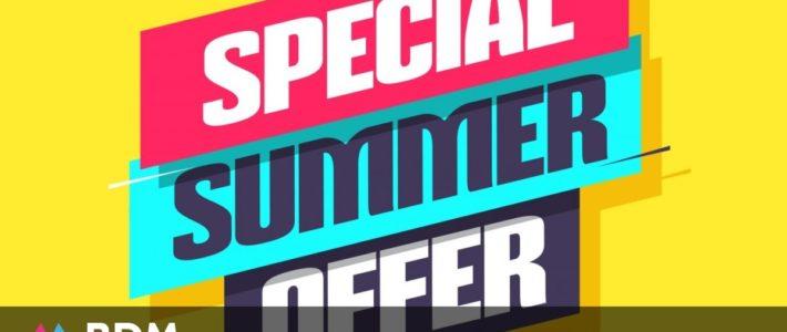 Les 10 meilleurs deals de l'été : outils de design, social media, productivité, tech…