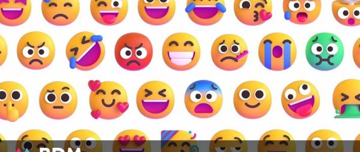 Microsoft dévoile ses emojis en 3D avec le retour inattendu de Clippy