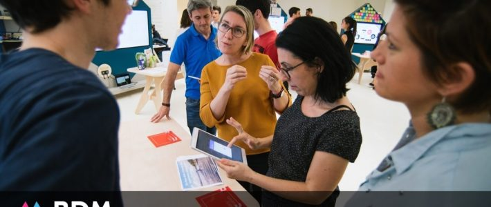 Une formation pour réussir son projet de transformation digitale