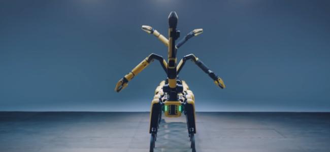 Les 7 robots de Hyundai et Boston Dynamics se déhanchent en mode…