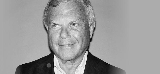 Sir Martin Sorrell : «Il est difficile pour l'Ouest d'accepter, qu'il…