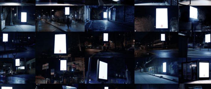 HandsAway booste la luminosité des écrans publicitaires pour des nuits sans peur