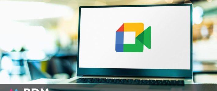 Google Meet : jusqu'à 25 co-hôtes et de nouveaux outils de modération pour les réunions