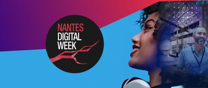 Nantes Digital Week, le festival des cultures numériques