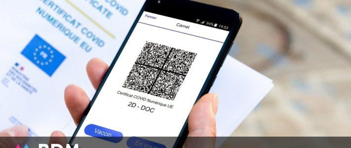 Pass sanitaire : comment accéder au QR Code plus facilement sur son téléphone
