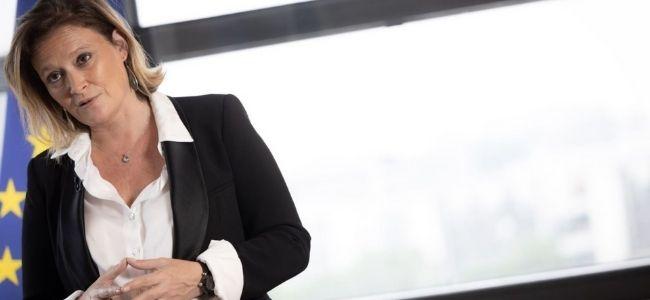 """Olivia Grégoire : """"La France est une locomotive en matière de responsabilité sociale des entreprises""""."""