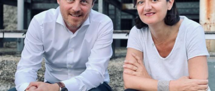 Agathe Bousquet et Stéphane Chéry : « ce manifesto pour la SNCF est une déclaration d'amour… »