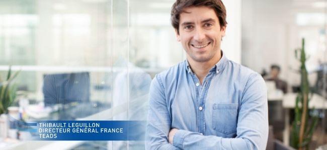 Thibault Leguillon Les rencontres de l'UDECAM : «Ensemble pour la relance»