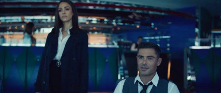 Jessica Alba et Zac Efron dans un blockbuster d'espionnage pour promouvoir Dubai