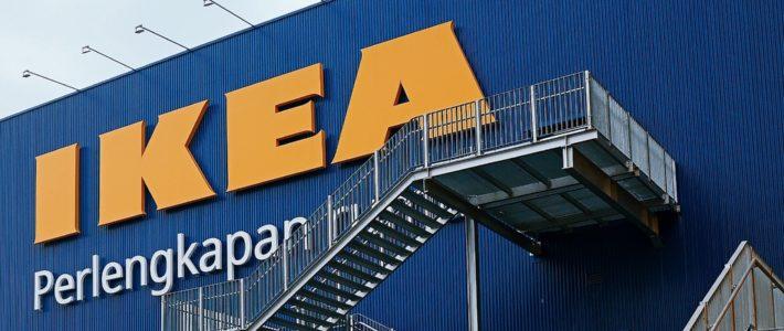 IKEA présente une offre d'électricité à énergie propre