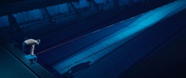 Lacoste présente le 1er nageur paralympique en finale du 50m nage libre aux JO de Tokyo