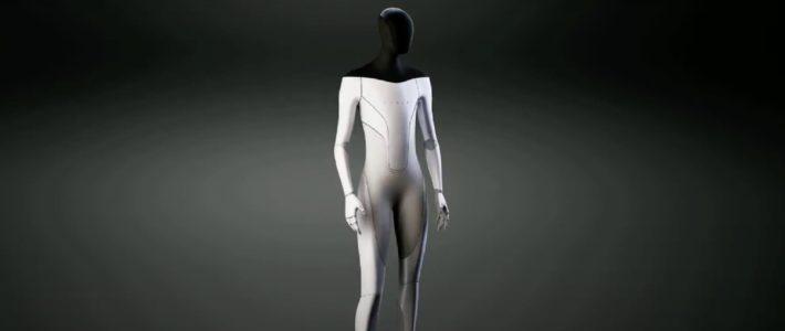 Tesla Bot, le futur robot humanoïde avec l'intelligence artificielle d'une Tesla