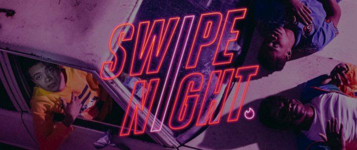 Tinder récidive avec sa fiction interactive «Swipe Night»