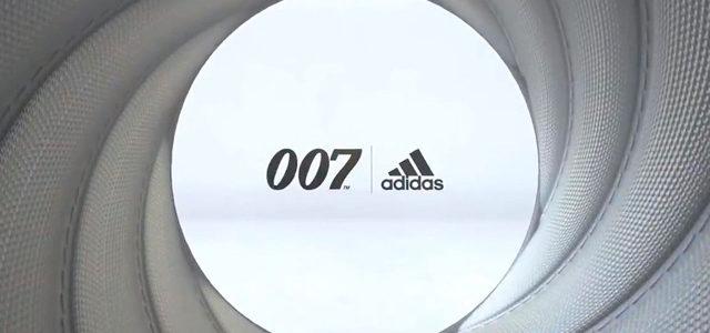UltraBOOST : Adidas présente sa collection 007