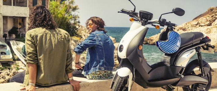 Les scooters électriques de Peugeot arrivent en ville !