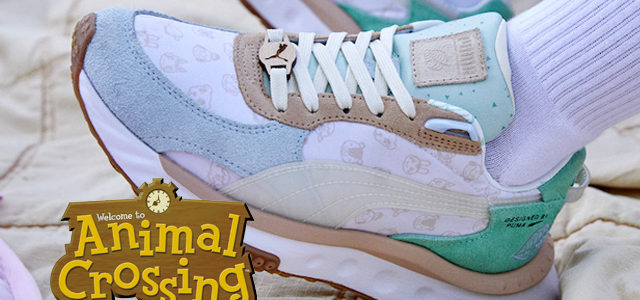 Puma dévoile une collection Animal Crossing