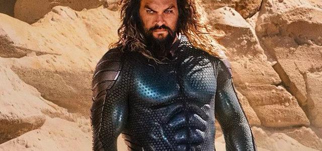 Jason Momoa dévoile le nouveau costume d'Aquaman