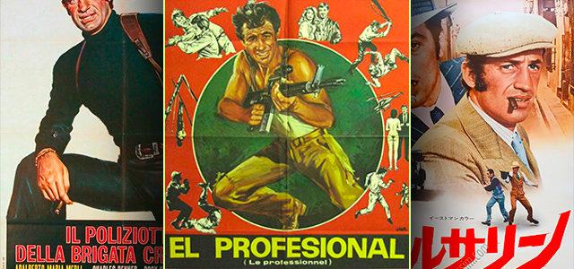Belmondo : les affiches de films que vous n'avez jamais vu