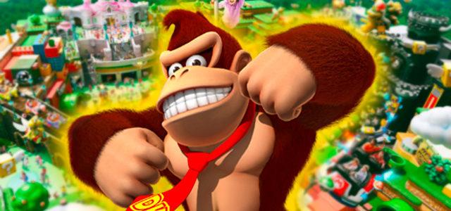Japon : le parc Super Nintendo World va ouvrir une zone Donkey Kong