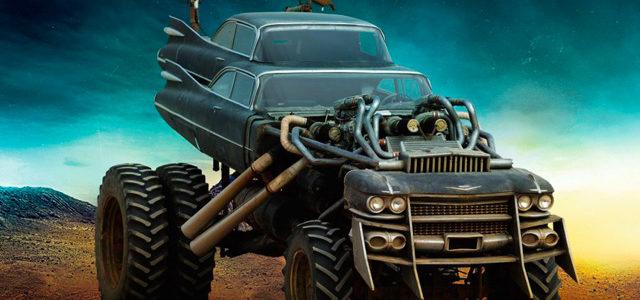 Les bolides de Mad Max mis aux enchères