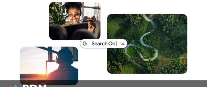 Google : 5 nouveautés pour faciliter la recherche des utilisateurs