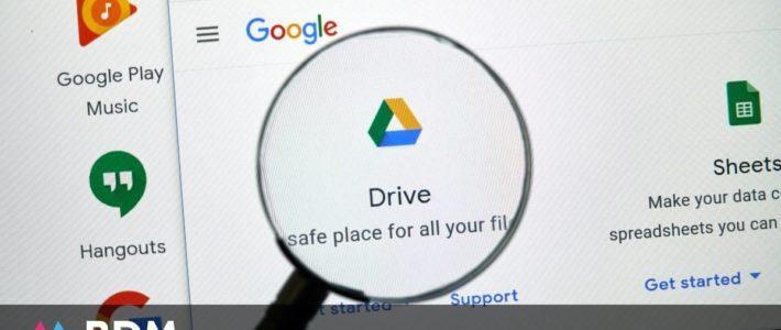 Google Drive : accédez à vos fichiers, même sans connexion Internet