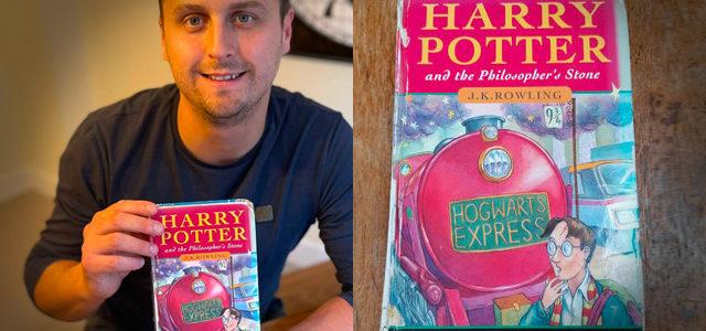 Une très rare édition du premier Harry Potter vendue 25 000 €